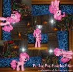 Pinkie Pie Finished Kit by OtakuSquirrel