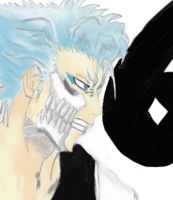Grimmjow Jeagerjaques by Dream-Scapes
