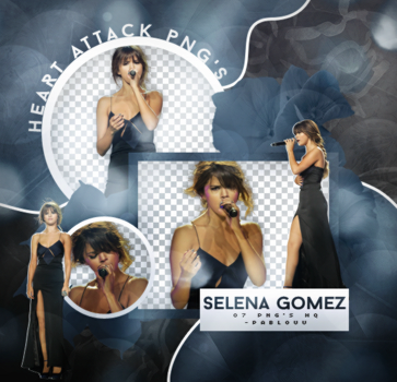 +Selena Gomez Pack Png by Heart-Attack-Png