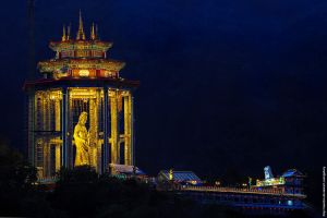 ...temple of the king by SAMLIM