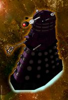 Mortimer the trioptic Dalek by ChaosAlexander