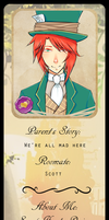 EAH: Lewis Hatter by xPawhaha