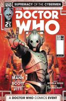 Doctor Who - Supremacy of the Cyberman - #2 by FabioListrani