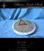 Sundial Package by SilenceInside-Stock