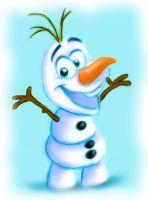 Olaf by BoredStupid100