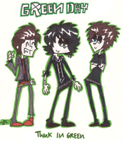 We are Green Day by gossipgirl15