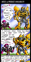 Arcee vs Product Availability by Th4rlDEAL