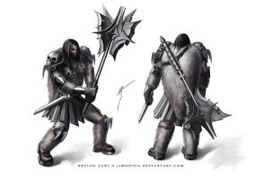 Concept of Barbarian by LimonTea