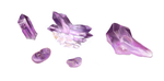 Amethyst collection by Seriiko