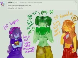 The Three Princes Question 5 Genderbender by nouge