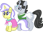 Jet and Upper by ASCToons
