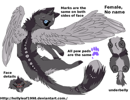Character Auction 2 SOLD by Hollyleaf1998
