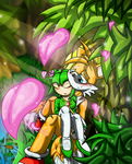Tailsmo - The Forest by xNosidex