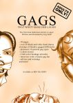 A book about Gags by GagSnob