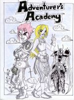 Adventurer's Academy by Simplykit