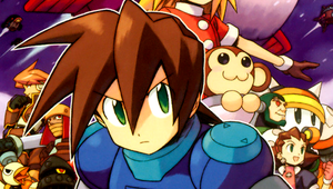 megaman legends2 psp wallpaper by 7chopsticks7