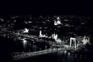 budapest night by ElenaCute
