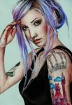 Angelica Sehlin by Epileptic-Zombie