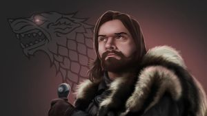 Game of Thrones Birthday Present by Trance-Sephigoth