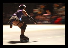 houston roller derby 139 by JamesDManley