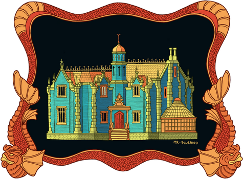 Liberty Square Mansion by Mr-Bluebird