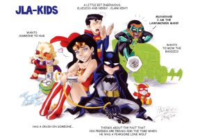 JLA-KIDS by Abbadon82