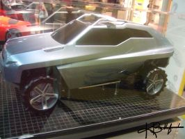 Concept Car 2007 5 by musxdemon