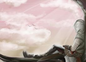 Ezio - Assassin's Creed by Cool-Kimmy