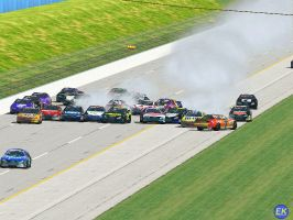 9-Wide at Talladaga by genis97426