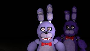 (FNAF SFM) Bonnie's Replacement by EnragementPlush
