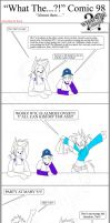 """What The"" Comic 98 by TomBoy-Comics"