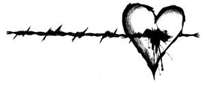 Barbed Wire Through My Heart by Tripwire-D