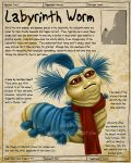 Labyrinth Guide - The Worm by Chaotica-I