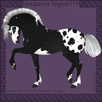 Nordanner Import 979 by BrindleTail