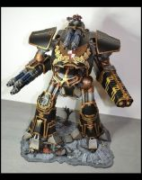 Reaver Titan - Full by TheWayOfTempest