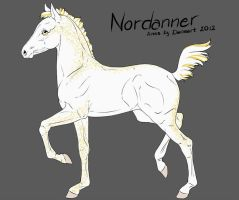 Nordanner design holder - #5031 by RW-Nordanners