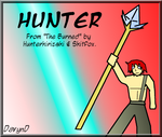 Hunter from 'The Burned' by DavynD