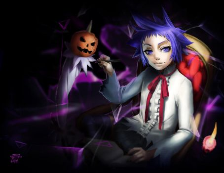 D. Gray-Man / Rhode, Lero! by Ge-mini