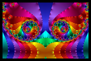 Fractal Lady by RM42