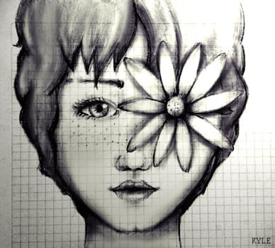 Flower (*w*) by Kyle7-7