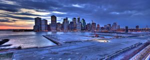 Lower Manhattan Take 3 by sp1te
