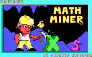 COMING SOON: MATH MINER by brotoad