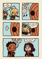 Tobi and the Bees by Lilnanny