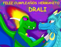 Cumple Drali 2014 by Quilmer