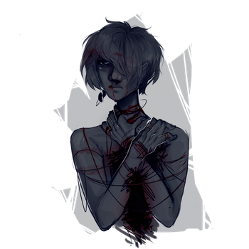 Vent//I'm killing myself and letting it happen by KitsuneZakuro