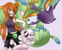 :Pkmn:Trainer:Raiyna:Team: by Raiyna