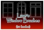 Window Brushes by Luvelia