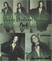 Bloody Medieval Maiden Pack by carro-stalk