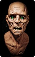 zombie bust by glaucolonghi