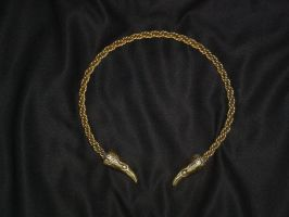 Raven Torc by Nechtan-Da-Smith